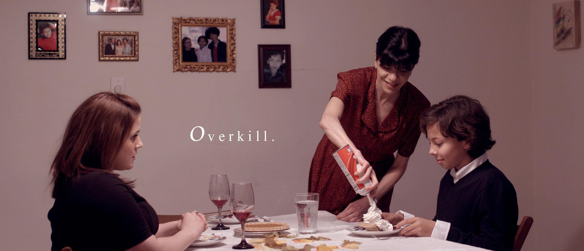 Over Dinner