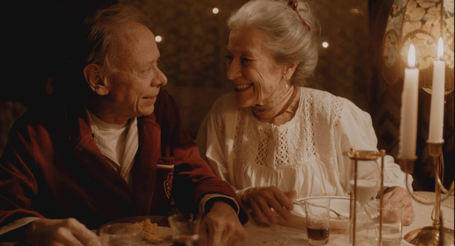An elderly man reconciles with his long lost brother, but the happiness of the family reunion soon turns into a nightmare.