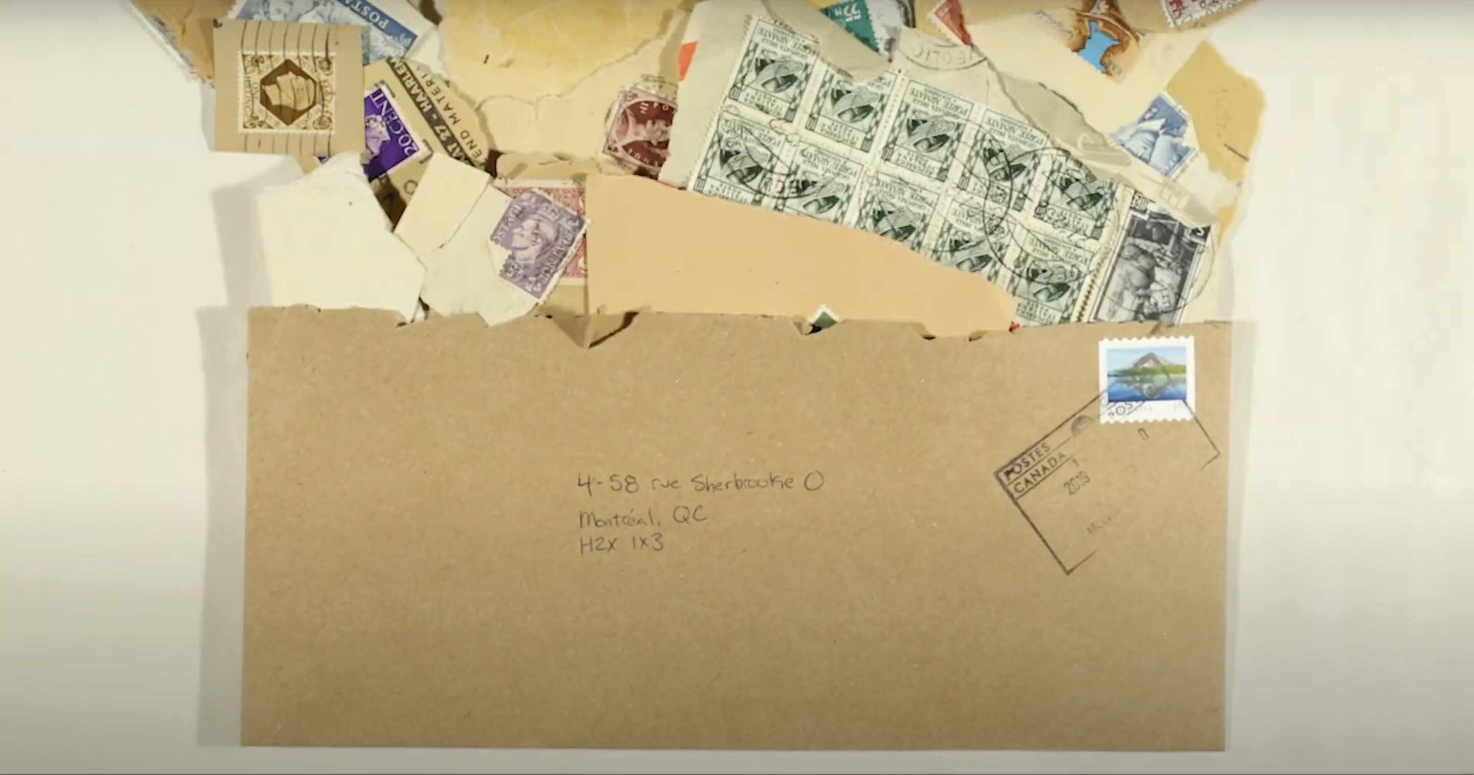 A brief history of the 20th century explored through postage stamps.