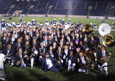 Image of Yale Bands