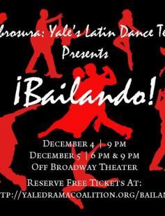 Poster of ¡Bailando!