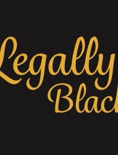 Poster of Legally Black