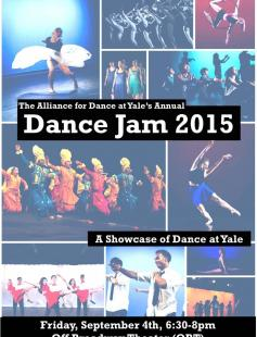 Poster of Aday Dance Jam 2015