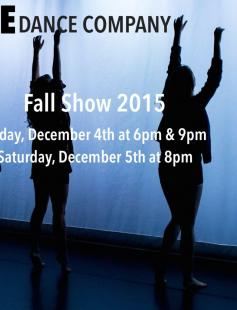 Poster of Fall Show 2015