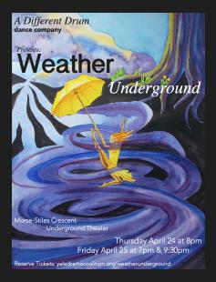 Poster of A Different Drum Presents: Weather Underground