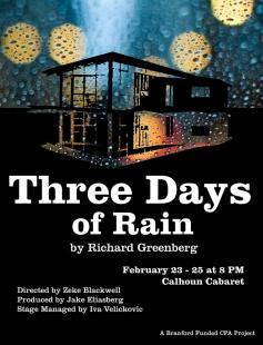 Poster of Three Days of Rain