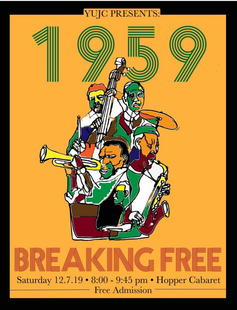 Poster for 1959 Breaking Free