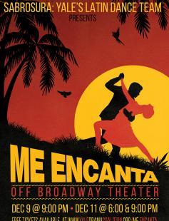 Poster of Me Encanta