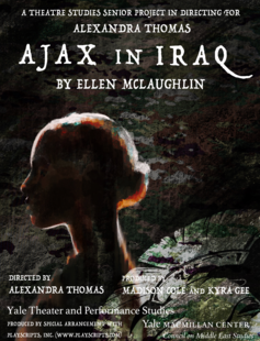 Poster for Ajax in Iraq