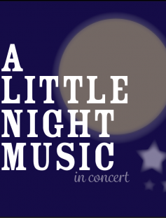 Poster of A Little Night Music in Concert