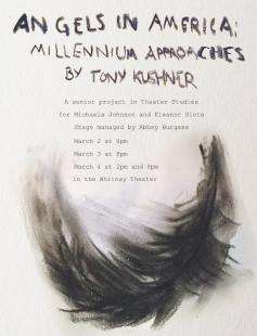 Poster of Angels in America: Millennium Approaches