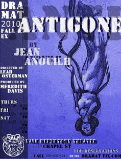 Poster of Antigone