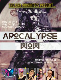 Poster of The Bad Romantics present: Apocalypse WOW