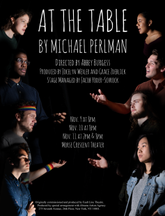 Poster of At the Table