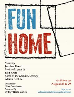 Poster of Fun Home