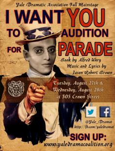 Poster of Parade