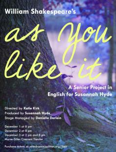 Poster of As You Like It