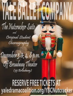 Poster of The Nutcracker Suite & New Student Choreography