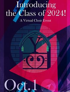 Introducing the Class of 2024 Poster Art by Evelyn Wu