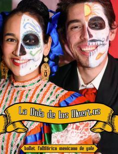 Poster of La Vida de los Muertos