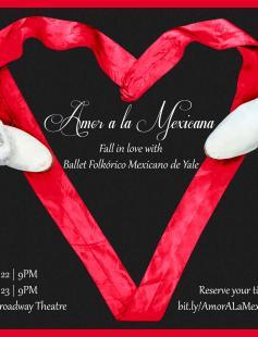 Poster of Amor a la Mexicana