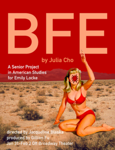 BFE by Julia Cho