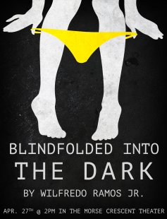 Poster of Blindfolded into the Dark
