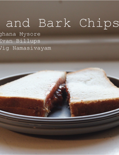 Poster of Bread and Bark Chips