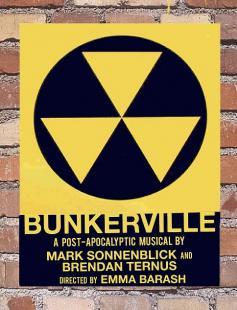 Poster of Bunkerville: A Post-Apocalyptic Musical