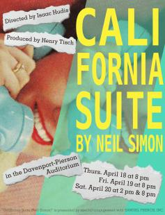 Poster of California Suite