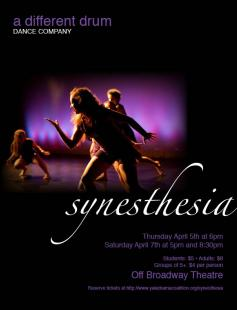 Poster of Synesthesia