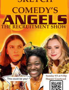 SKETCH COMEDY'S ANGELS: THE RECRUITMENT SHOW