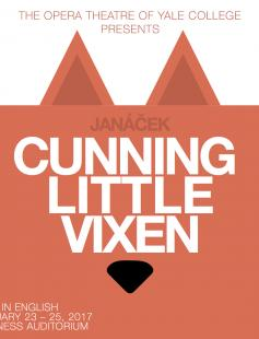 Poster of The Cunning Little Vixen
