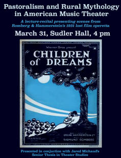 Children of Dreams poster
