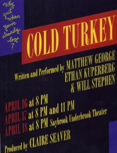 Poster of Cold Turkey