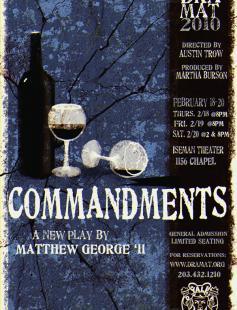 Poster of Commandments
