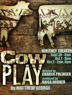 Poster of Cow Play