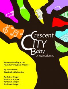 Crescent City Baby Poster