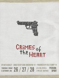 Poster of Crimes of the Heart