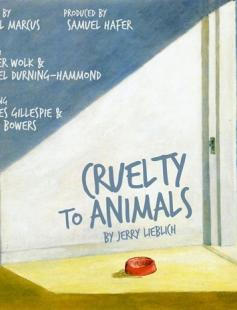 Poster of Cruelty to Animals