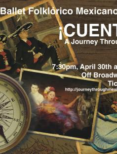 Poster of Cuentos!: A Journey Through Mexico