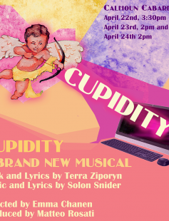 Poster of Cupidity