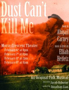 Poster of Dust Can't Kill Me