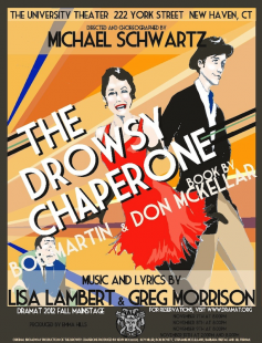 Poster of The Drowsy Chaperone