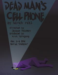 Poster of Dead Man's Cell Phone