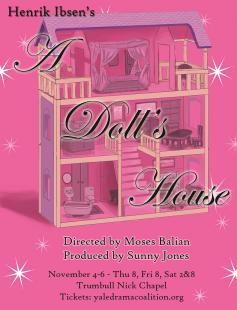 Poster of A Doll's House