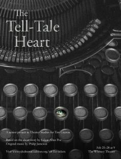 Poster of The Tell-Tale Heart