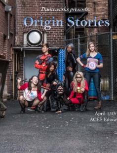Poster of Origin Stories