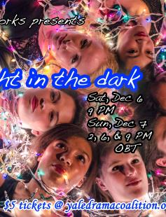 Poster of Danceworks Presents: A Light in the Dark