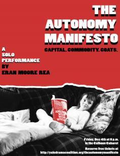 Poster of THE AUTONOMY MANIFESTO